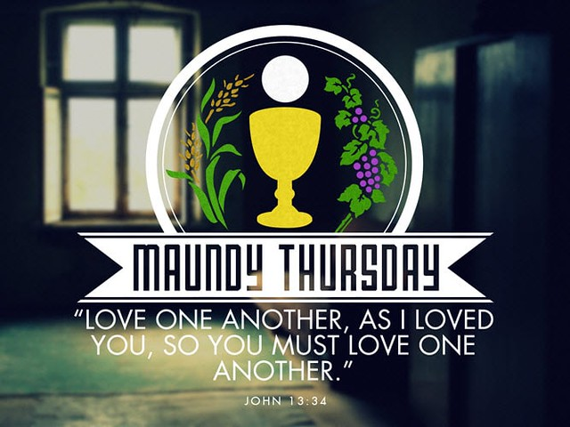 maundy thursday 2018 wishes quotes prayers messages