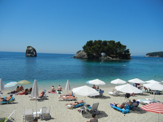 Summer 2012 - Europe, D6 Parga, Greece - 16