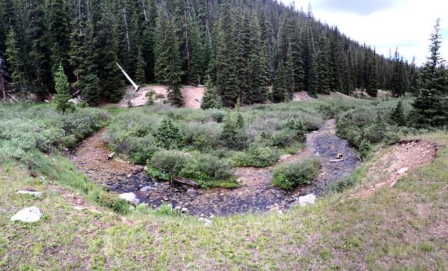 Creek Below La Plata Peak, Colorado