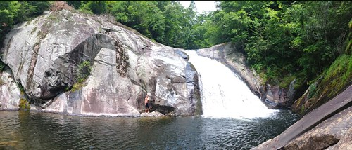 Harper Creek Falls Pool