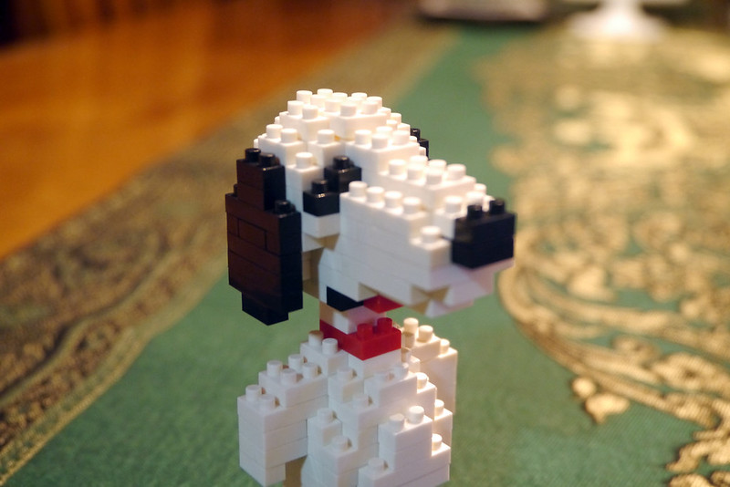 Snoopy - LOZ 002