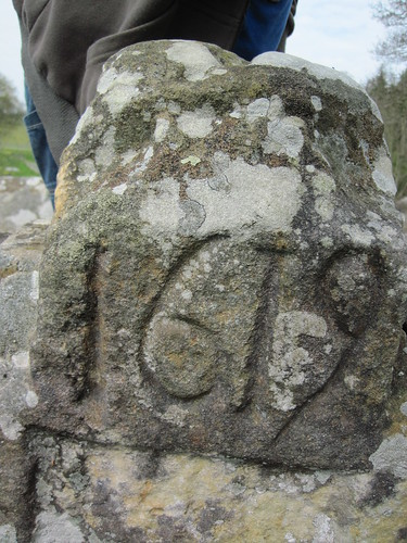 Beggars Bridge 1619 Datestone