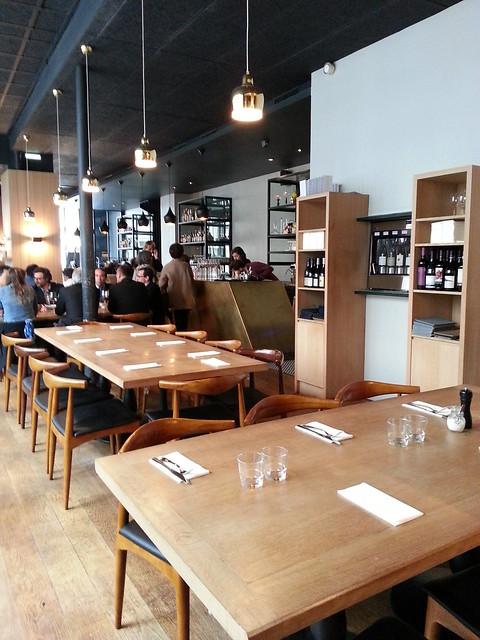 Beaucoup bar & restaurant,  Paris