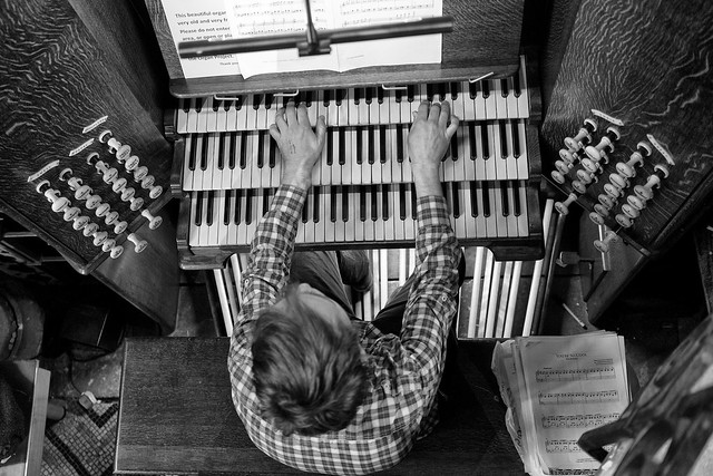 Playing the Union Chapel Organ - Daylight Music 17th May 2014