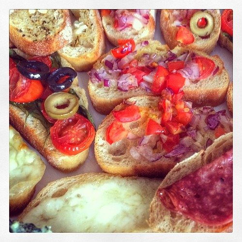 Bruschetta #photo365