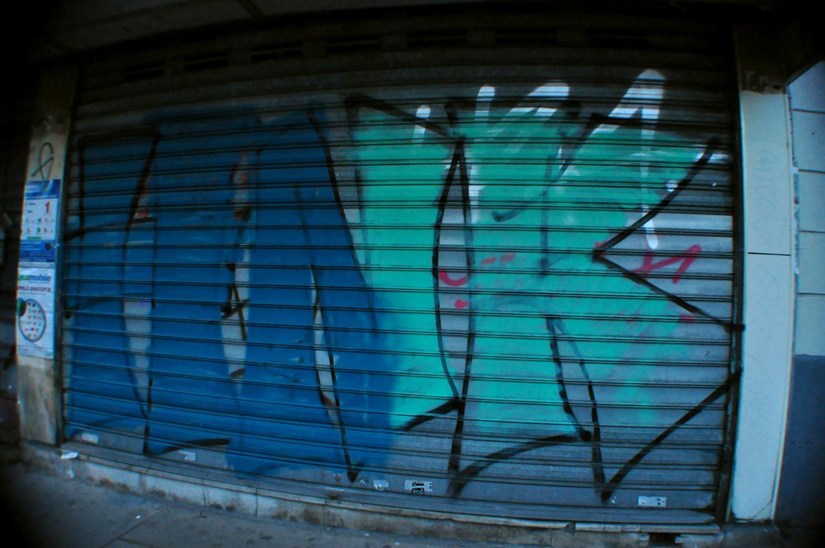HNK blue green
