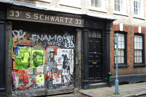 33a S. Schwartz | Travel | East London Street Food Tour