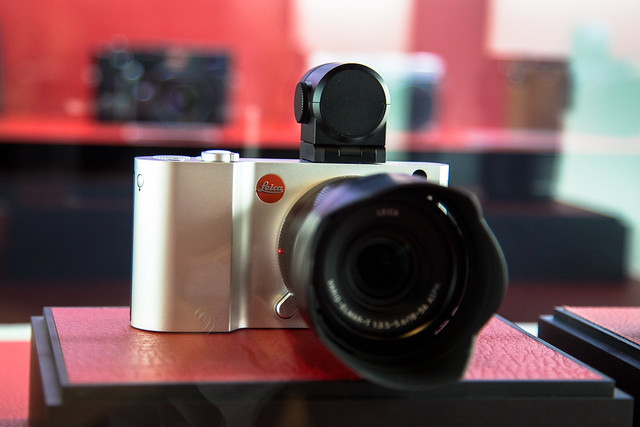Leica T : Japan event