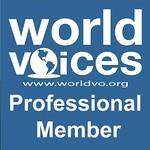 Logo World Voices Organization