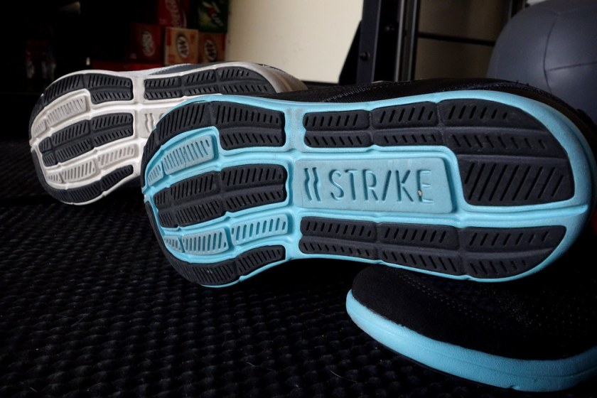Strike Movement Interval Outsole