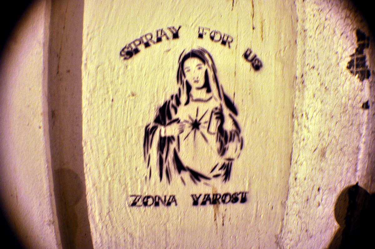 Spray For Us Zona Yarost