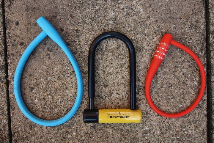 Knog Party Combo Bike Lock
