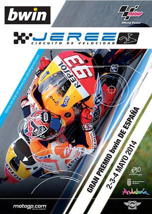 MotoGP 2014 - Jerez