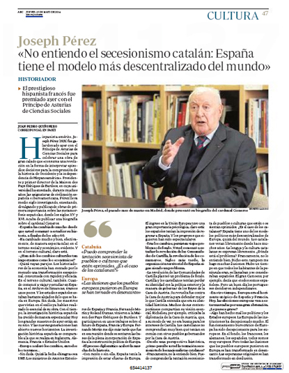 14e15 Entrevista J Pérez