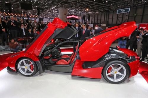 Salon de l'Auto geneve 2013