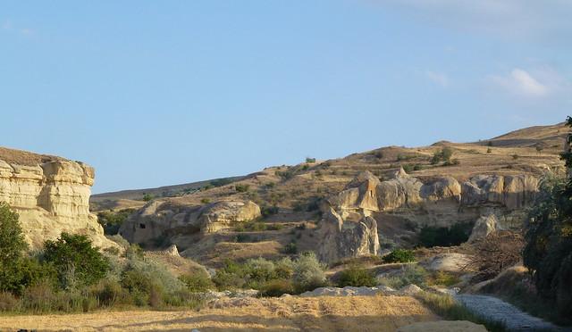 Turquie - jour 19 - De Çavusin à Mustafapasa - 128 - Mustafapaşa - Vallée de Sinassos