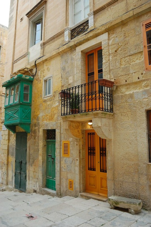 My airbnb apartment, Valletta, Malta | No Apathy Allowed