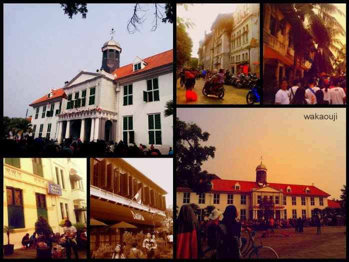 European/ Dutch inspired buildings.