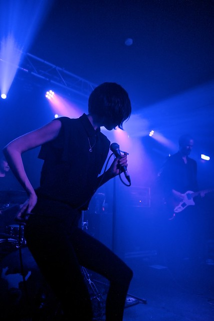 The Jezabels at the Oslo Hackney