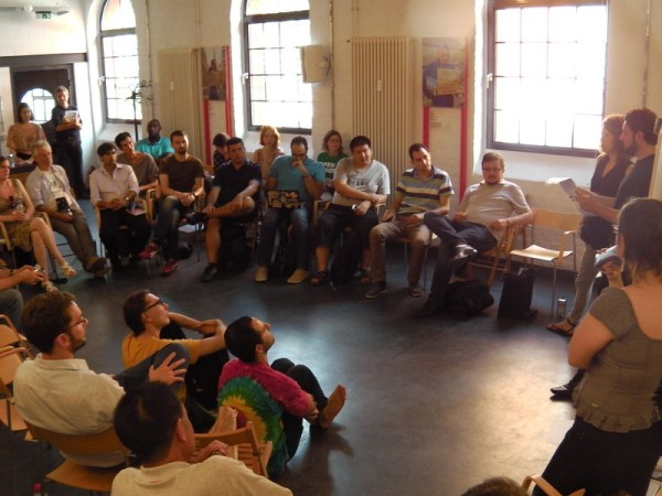 Open Knowledge community gathering