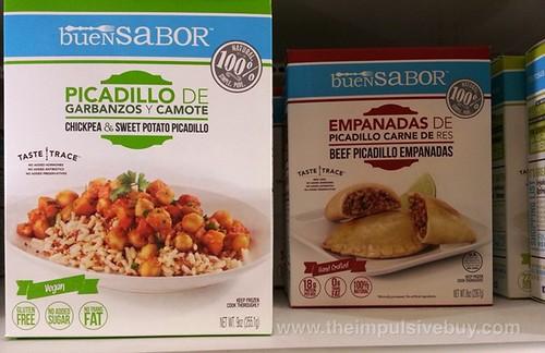 Picadillo and Empanadas Buen Sabor