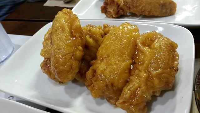 Kyochon honey chicken