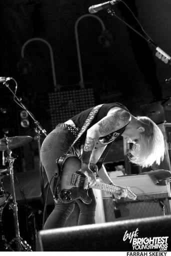 QOTSAMPP Brody Dalle Farrah Skeiky Brightest Young Things 6