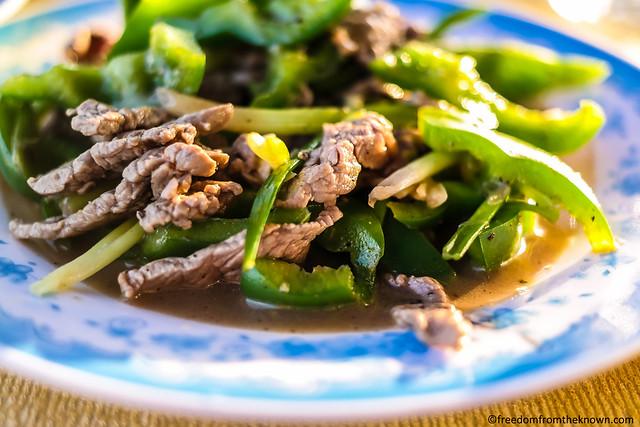 Food in Nha Trang, Vietnam