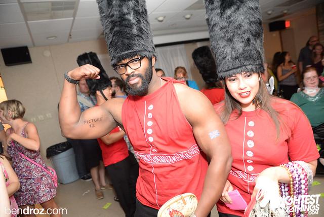Jun 28, 2014- DCLAW Women\'s Arm Wrestling BYT - Ben Droz -  041