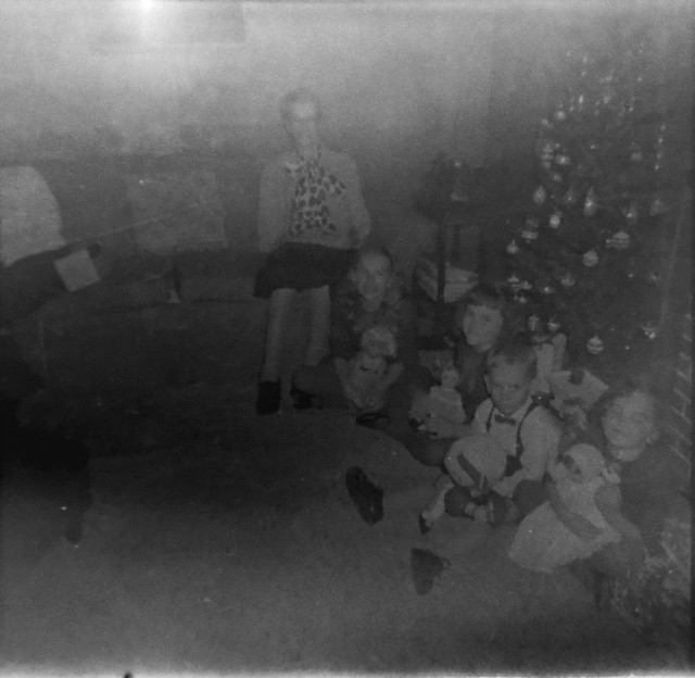Found Film:  Kodacolor-X Christmas