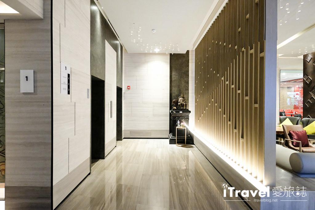 诺富特曼谷素坤逸酒店 Novotel Bangkok Sukhumvit 20 (11)