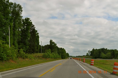 Hwy 43 Road Construction
