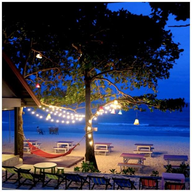 Summer Day Resort atardecer