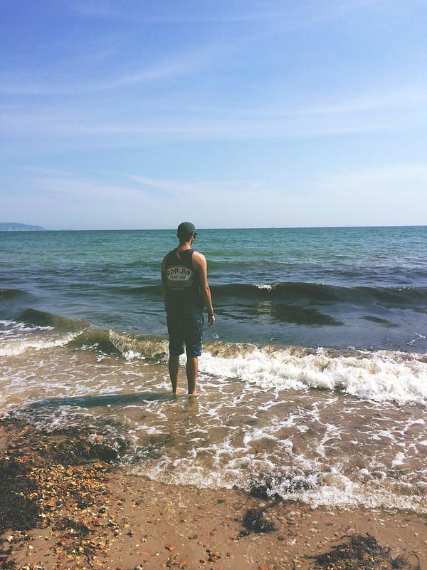 Beach Tom