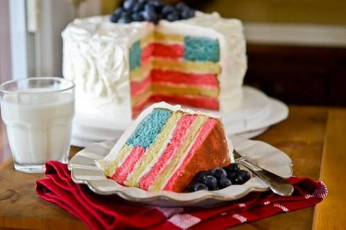 Flag Cake-23