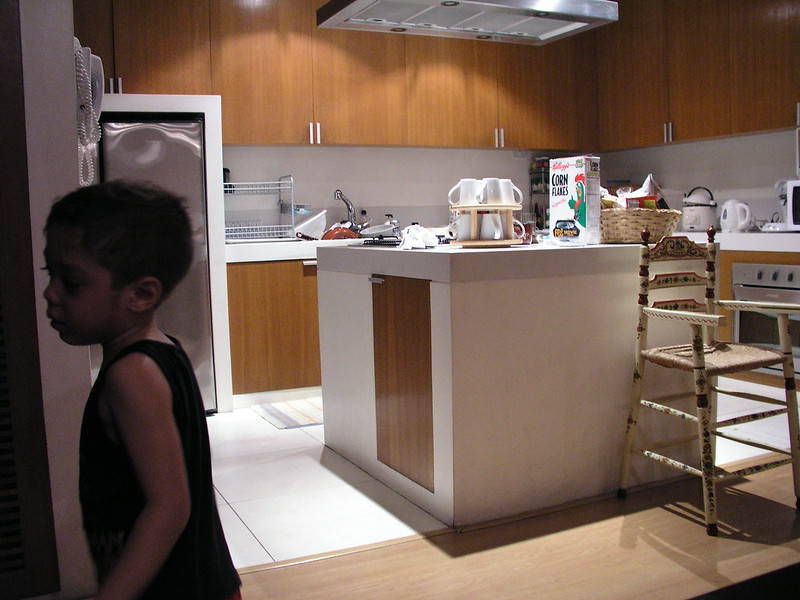 Our kitchen in 2005