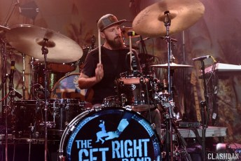 The Get Right Band @ The Lincoln Theatre in Raleigh NC on March 16th 2017