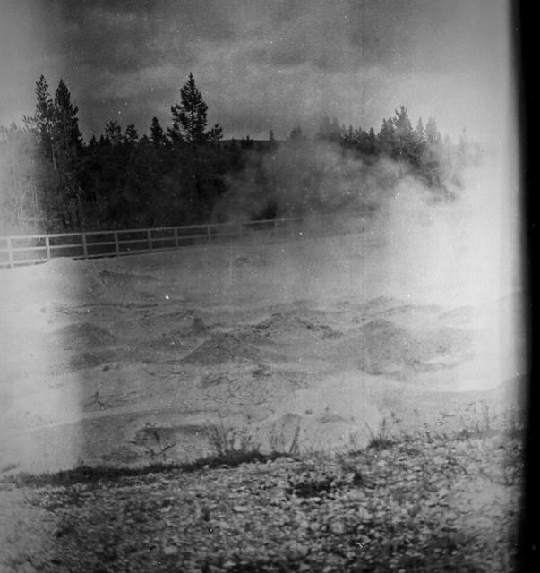 Found Film:  Yellowstone National Park
