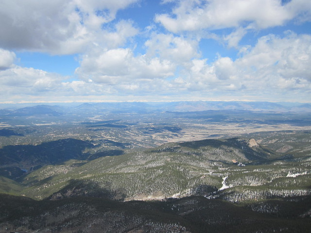 Picture from Sentinel Point, Colorado