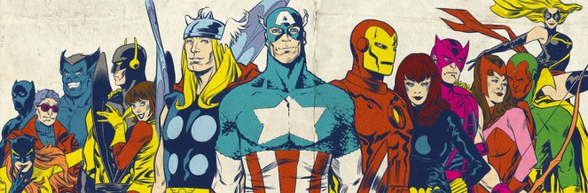 Image result for bronze age avengers
