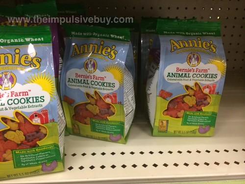 Annie's Bernie's Farm Animal Cookies