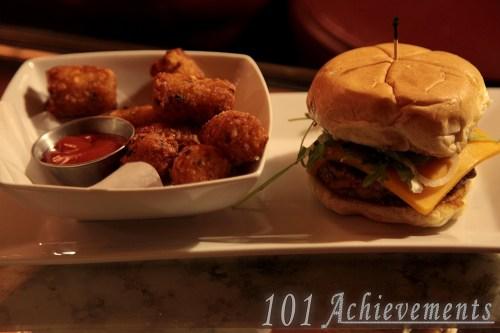 Burger Night @ Tender