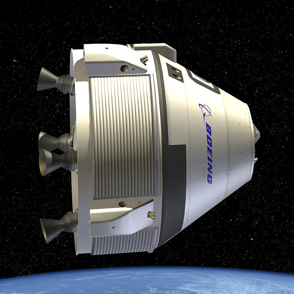 Boeing CST-100 spacecraft