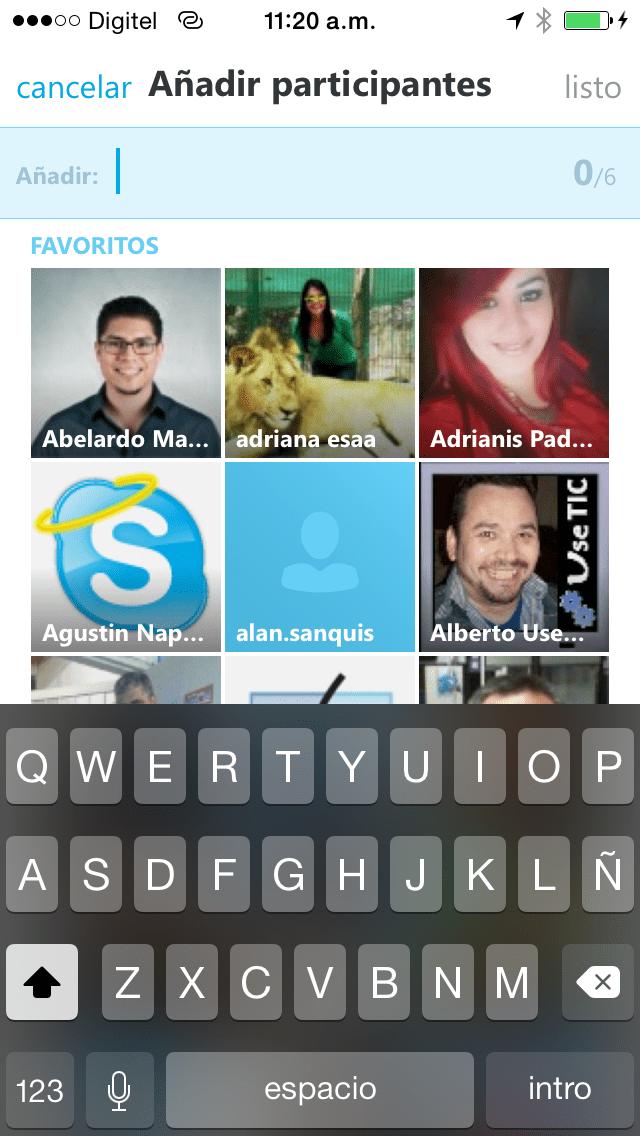 4dd1a025d9 Skype vuelve a tener llamadas en conferencia de audio y vídeo - Con ...