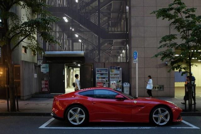 Ferrari F12 Berlinetta 2014/09/19 X1002696