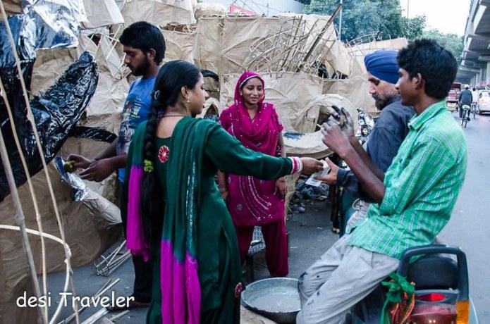 Selling Ravana