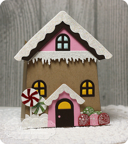 Sack It Gingerbread House