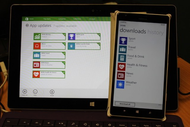 Microsoft rebrand the Bing apps Windows and Windows Phone apps to