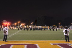 465 Whitehaven High School Band