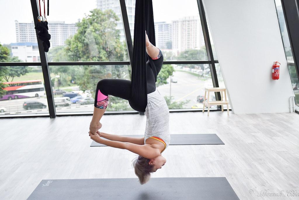 Aerial Yoga @ Trium Fitness-17